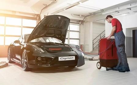 Догляд за системою клімат-контролю Вашого Porsche