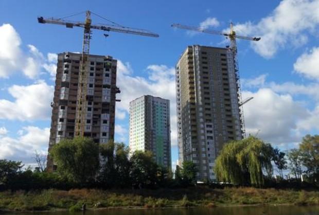 Дом №1 жилого комплекса «Парковые озера» введен в эксплуатацию!