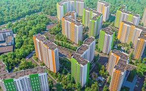 Дома № 1-6 ЖК «Нивки-Парк» получили аккредитацию банка