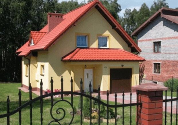 Дома под Киевом подешевели до $989 за кв. м