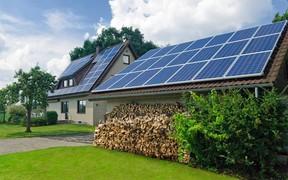 Домашние солнечные электростанции Киева заработали за год 10 млн грн