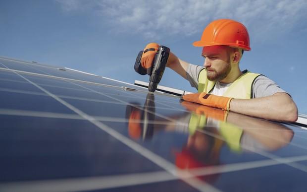 Домашняя солнечная электростанция – экономия и пассивный доход