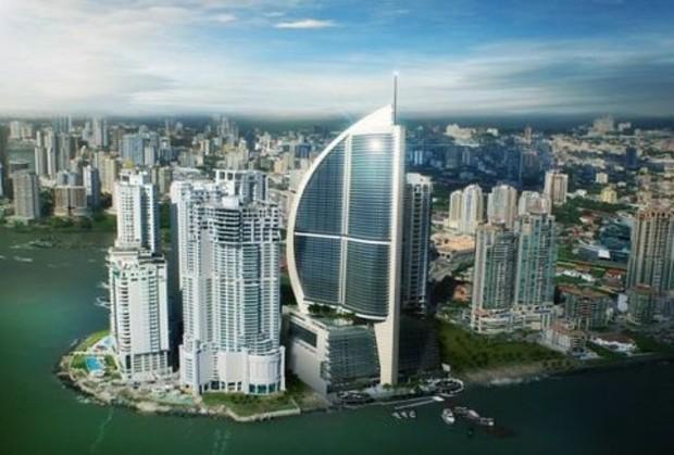 Дональд Трамп открыл 70-этажный отель в Панама-Сити