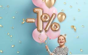 Дополнительный процент скидки за каждого ребенка в семье в ЖК «Новопечерська Вежа»