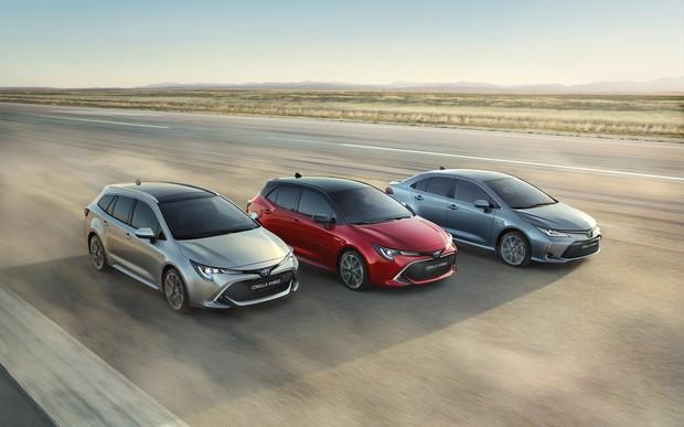 Другой: Toyota представила новое поколение седана Corolla