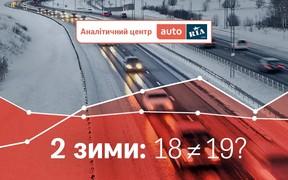 Две зимы: как за год изменился авторынок Украины?