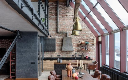 Двухуровневые квартиры: особенности