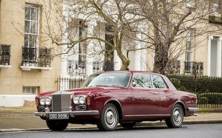 Джеймс Мэй продает свой Rolls-Royce Corniche: Аллергия