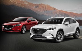 Ексклюзивна пропозиція від Mazda – вигода до 99 000 грн та кредит від 0,01% на 3 роки