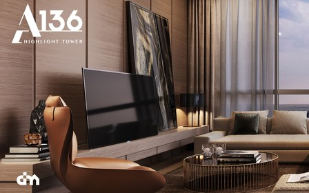 Эксклюзивные предложения на покупку квартиры в небоскребе А136 highlight tower