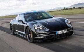 Электрический Porsche Taycan будет представлен 4 сентября.