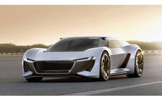 Электрический суперкар Audi PB18 E-Tron станет серийным.