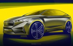 «Електричне, розумне, інноваційне та емоційне майбутнє від ŠKODA на Женевському автосалоні»