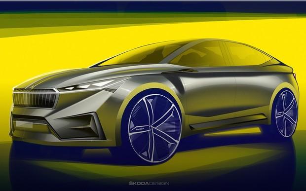 Електричне, розумне, інноваційне та емоційне майбутнє від ŠKODA на Женевському автосалоні