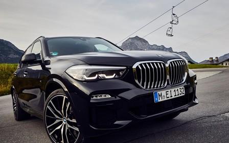 Електричний привід для максимального задоволення за кермом: Вихід на ринок нового BMW X5 XDrive45E