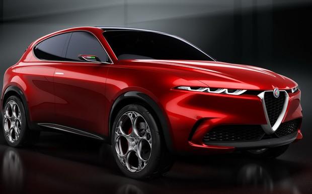 Електро-кросовер Alfa Romeo не за горами. Яким він буде?