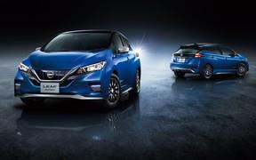 Электрокар Nissan Leaf обновился. Что тут нового?