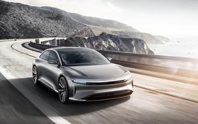 Электрокар от Lucid Motors оказался дешевле Tesla Model S