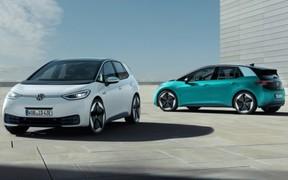 Электрокар Volkswagen ID.3 открыл для марки важный этап развития