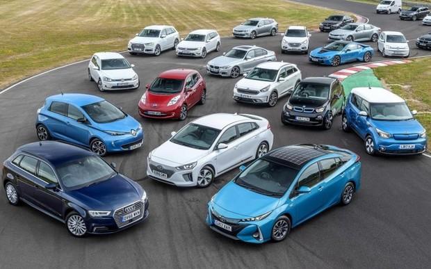Електрокар Volkswagen «втер» Tesla і Nissan. Хто найпопулярніший?