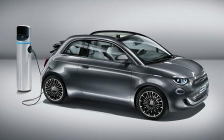 Електрошок. Fiat 500 реанімували електричної версією. ВІДЕО