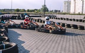 Этап Кубка Украины по хобби-картингу состоялся в Виннице
