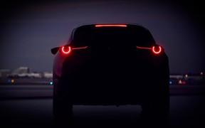 Это будет Mazda CX-4, СХ-6 или новый CX-3? Первое официальное фото кроссовера