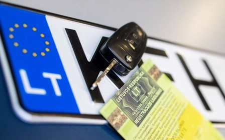 «Евробляхам» осталось 10 дней. Но есть предложение «заморозить» штрафы еще на 6 месяцев