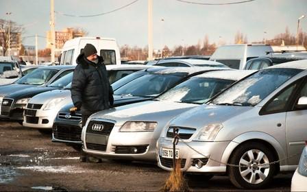 «Евробляхи» посчитать на техосмотре, налоги на растаможку снижать 5 лет