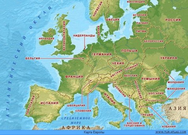 Европейская недвижимость уже не в моде