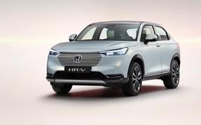 Европейский Honda HR-V нового поколения дебютировал