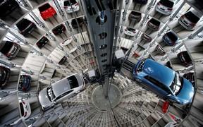 Европейский рынок в 2017-м: 14 миллионов новых машин!