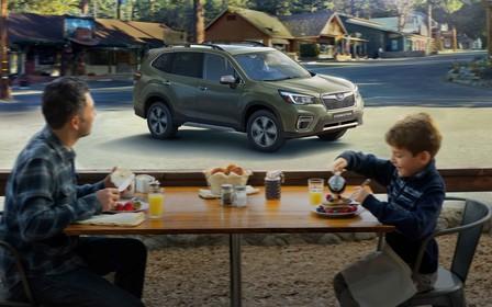 Фамильное серебро: Subaru Forester изменился сильно, но меньше ожидаемого