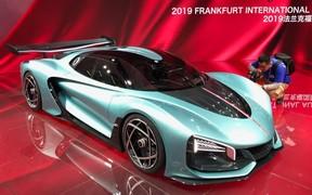 FAW Group презентовала на Франкфуртском автосалоне два концепта