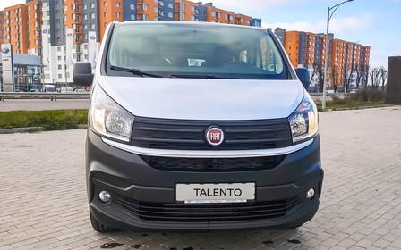 Fiat Talento в наявності