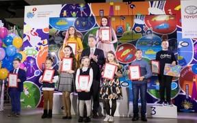 Финал национального конкурса детского рисунка «Авто моей мечты-2019»