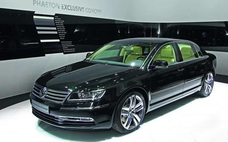 Флагманський Volkswagen зроблять чисто електричним