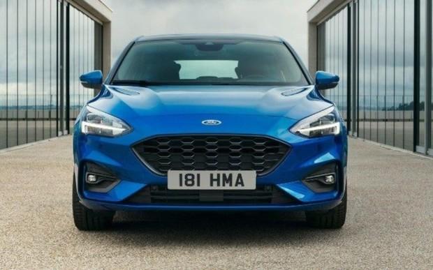 Ford Focus від 420 314 гривень
