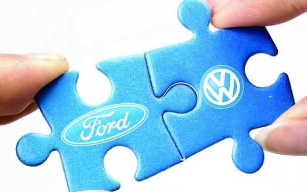 Ford і VW створюють альянс