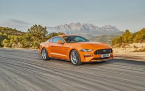 Ford обновил европейский Mustang