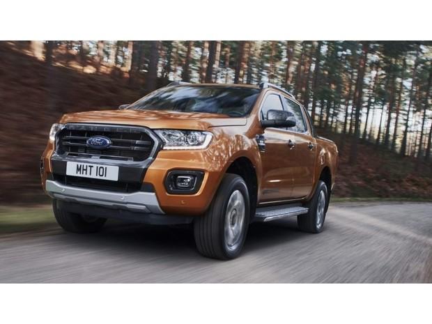 «Ford представил обновленный Ranger для европейского рынка.»