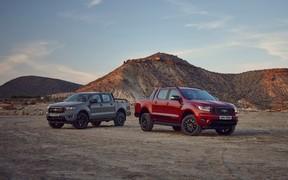 Ford Ranger получил две новые спецверсии