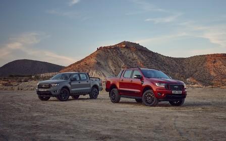 Ford Ranger отримав дві нові спецверсії