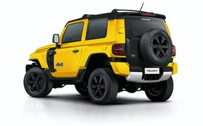 «Форд» троллит: пародия на «Тойоту» или новый «Бронко»?