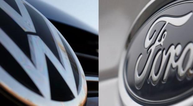 Ford випустить 600 000 автомобілів на базі архітектури електромобіля MEB від Volkswagen