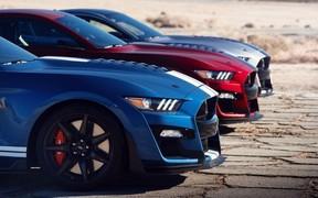 Ford випустив найшвидший Mustang в історії