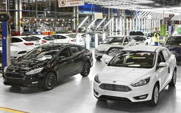 Ford закроет заводы в РФ вслед за GM - источник