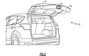 Ford запатентовал автомобиль-кинотеатр