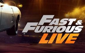 «Форсаж» превращается в лайв-шоу о скорости и трюках