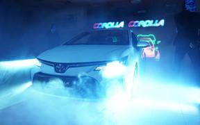 «Фотоотчет с презентации Новой Toyota Corolla»